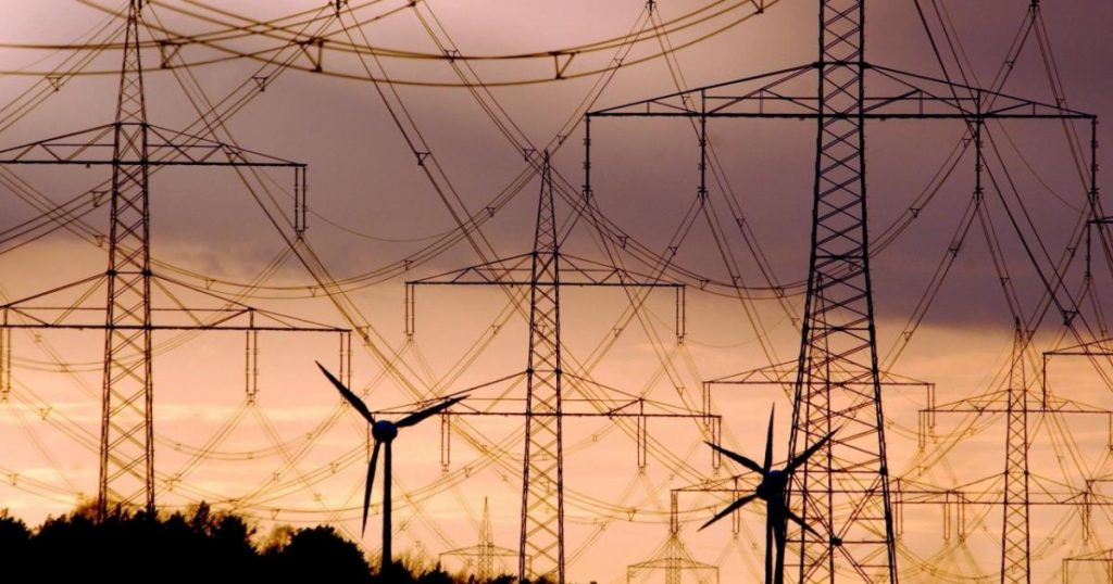 Another drop in frequency in the European energy grid