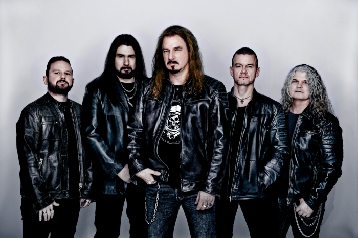 """BRAINSTORM: First single + video release from the new album """"Wall Of Skulls""""!"""