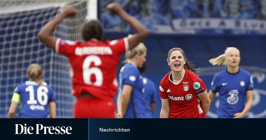 Bayern missed the Champions League final despite Zadrazel's dreaming goal