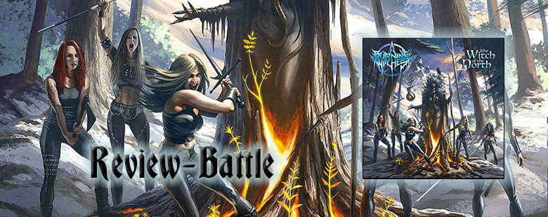"""Burning Witches - Deer """"Witch of the North"""" Battle review"""