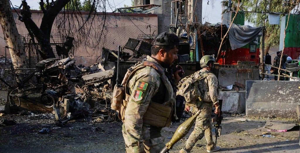 Conflicts - A three-day ceasefire has begun in Afghanistan