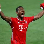 David Alaba is now the record champion