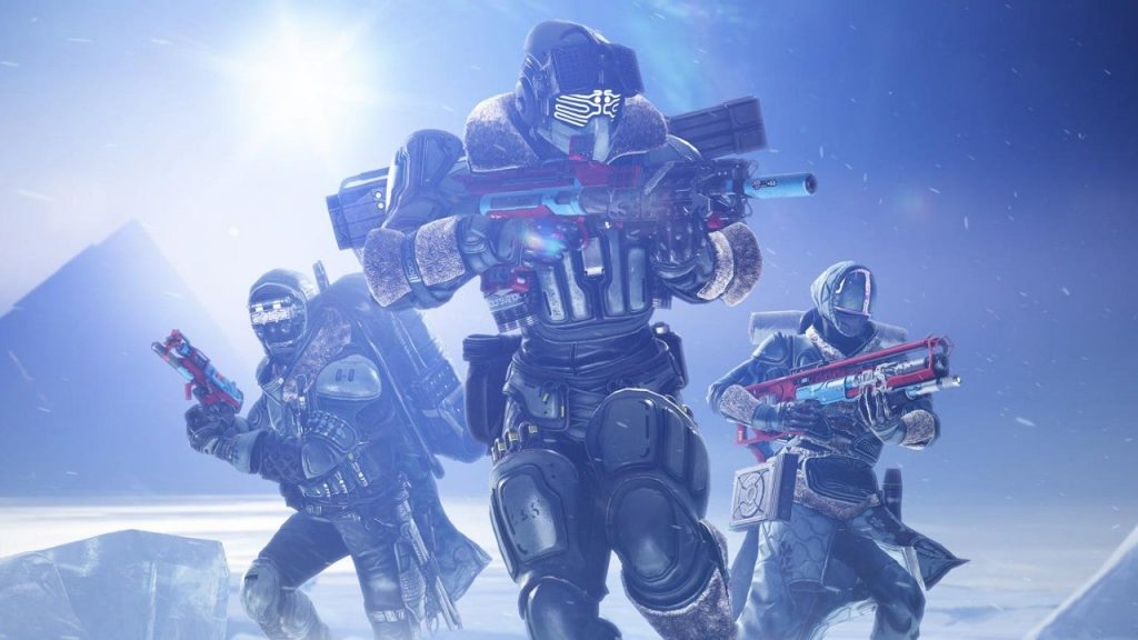 Destiny 2 Cross-Play was accidentally activated months ahead of schedule and is available to you right away