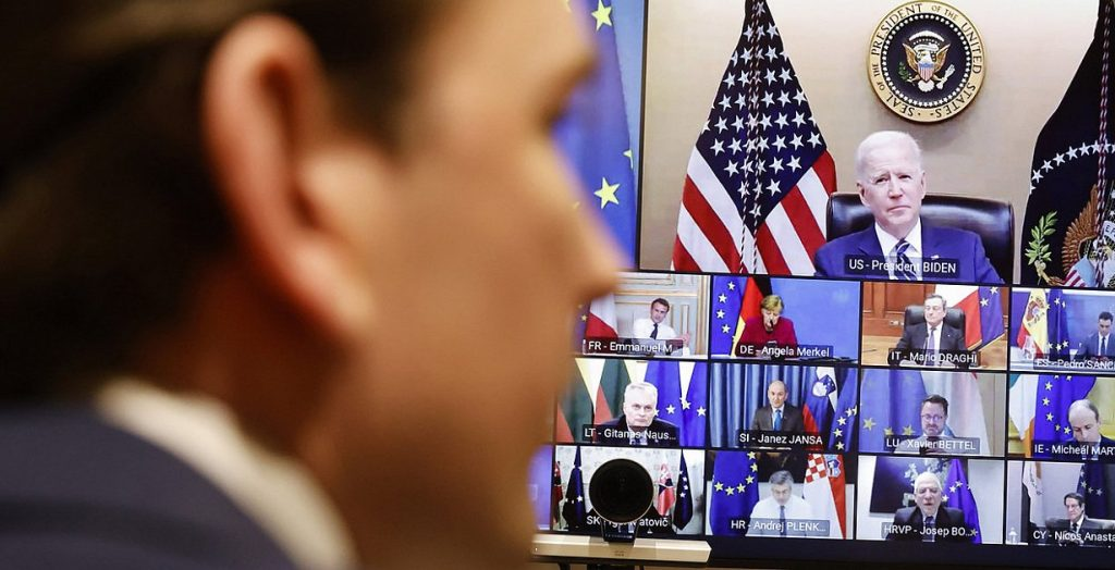 Diplomacy - The EU Special Summit deliberates on Russia and Belarus