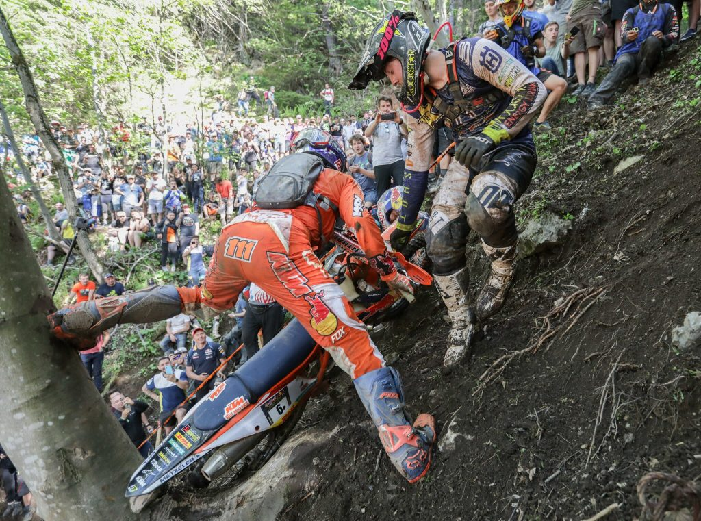 Eiseners: The Erzbergrodeo is canceled, and the date is set 2022