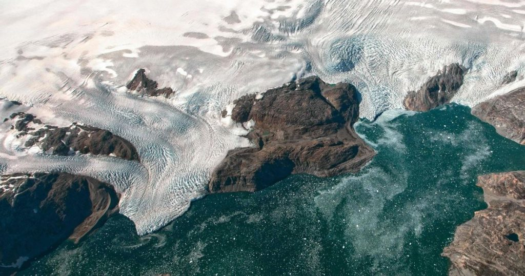 Experts: Greenland's ice melt won't stop soon