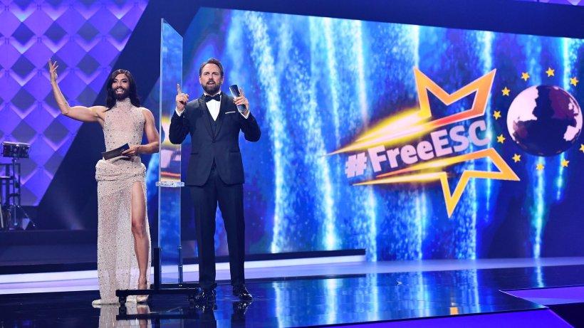 Free ESC: ProSieben participant names - no one expected them