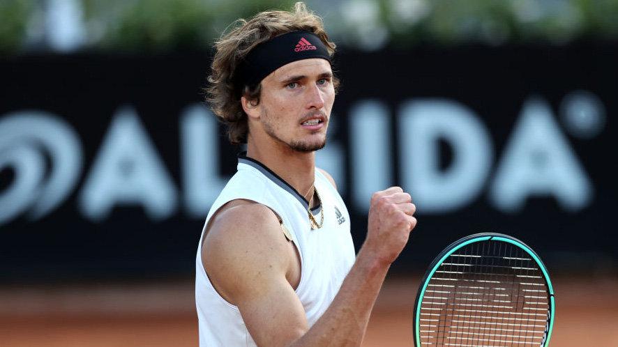 """French Open: """"Sasha reaches the final"""""""