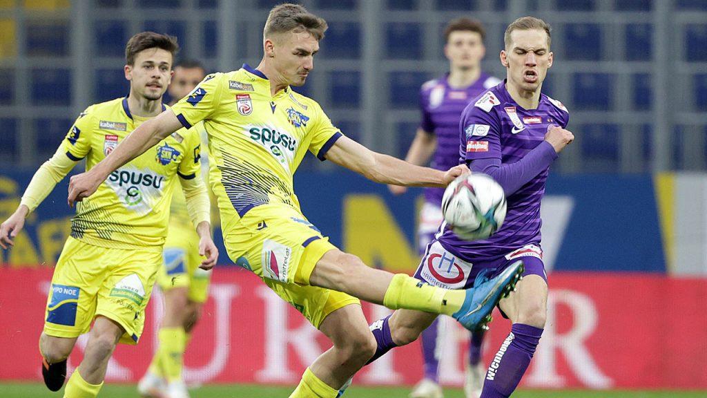 German League Qualifiers Group Live Stream: FK Austria Wien - SKN St.  Pölten - Soccer