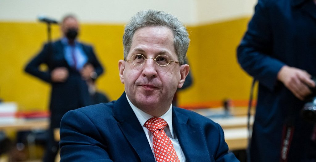 Germany - Maaßen's nomination sparks controversy at CDU