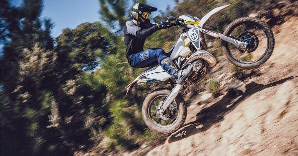 HUSQVARNA: The motorcycles offer the Enduro 2022 model range