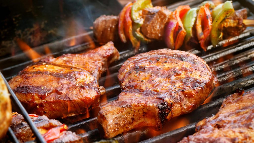 Health hazard - These foods do not belong on the grill