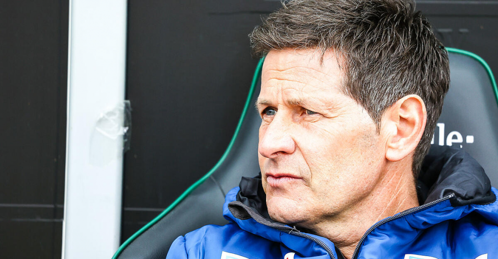 Herff remains coach of SV Ried