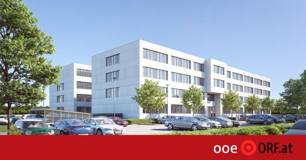 Infineon opened the Research Building in Linz