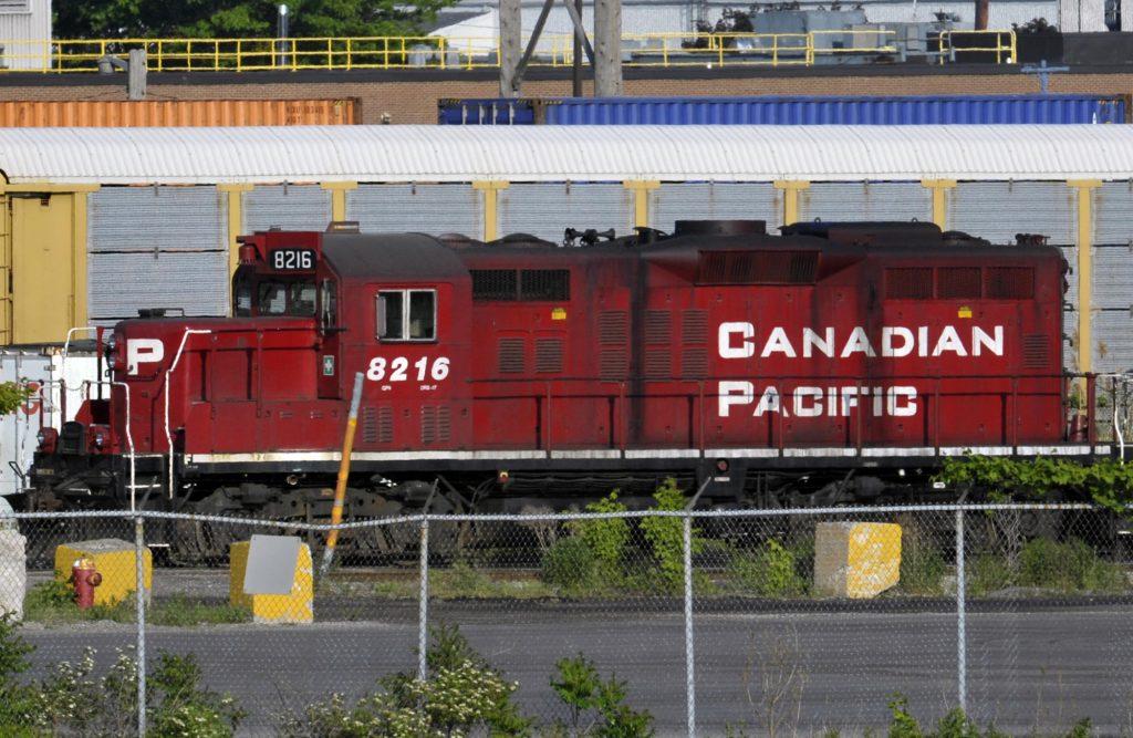"Kansas City Southern terminates merger agreement with CP, picks CN's ""superior bid"""