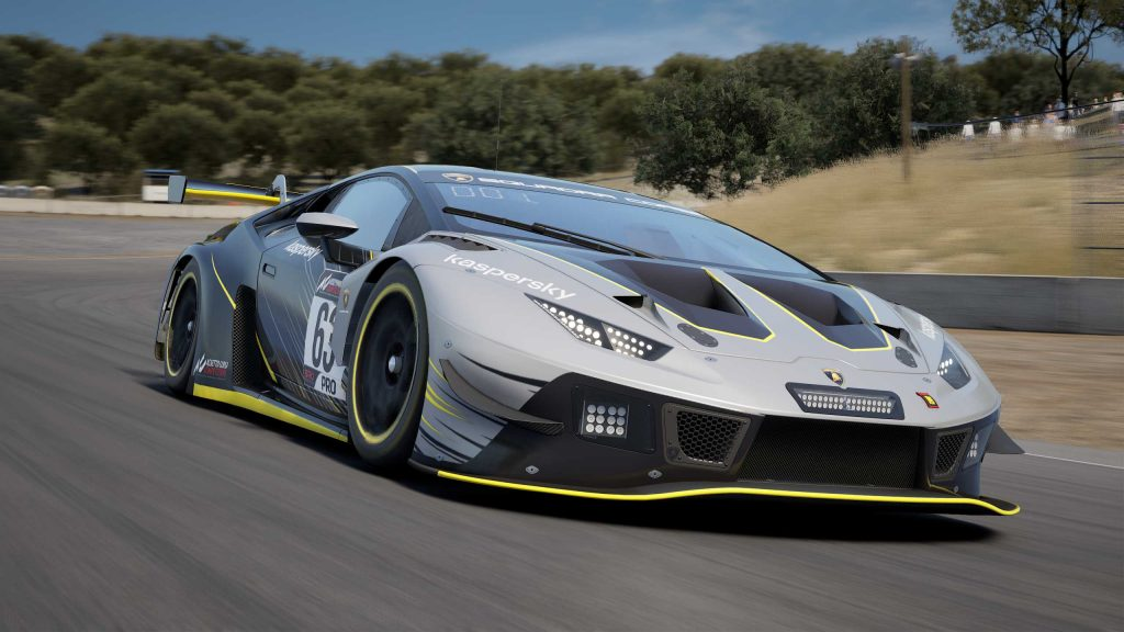 "Lamborghini eSports announces the second edition of ""The Real Race"""