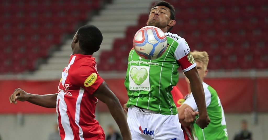 Liefering loses, Wacker Innsbruck new third in second division