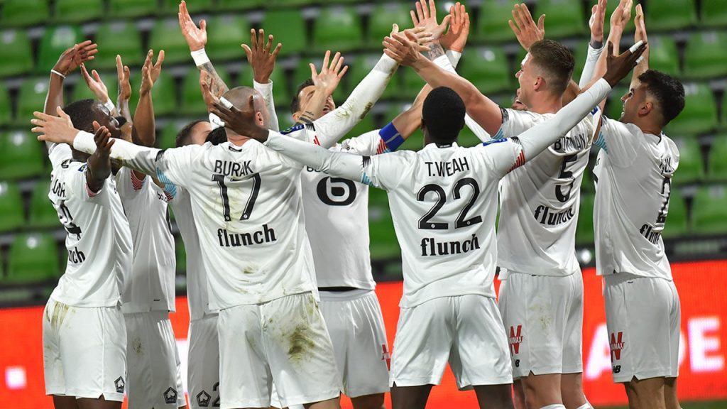 Ligue 1: Lille OSC are the champions of France - Football - International