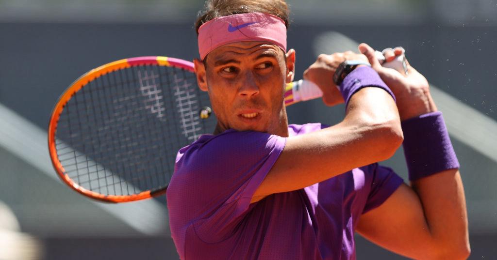 Nadal confidently continues, Medvedev has failed Garin Tennisnet.com