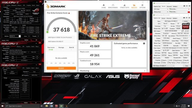 New record in OC and 3DMark over 3.3GHz