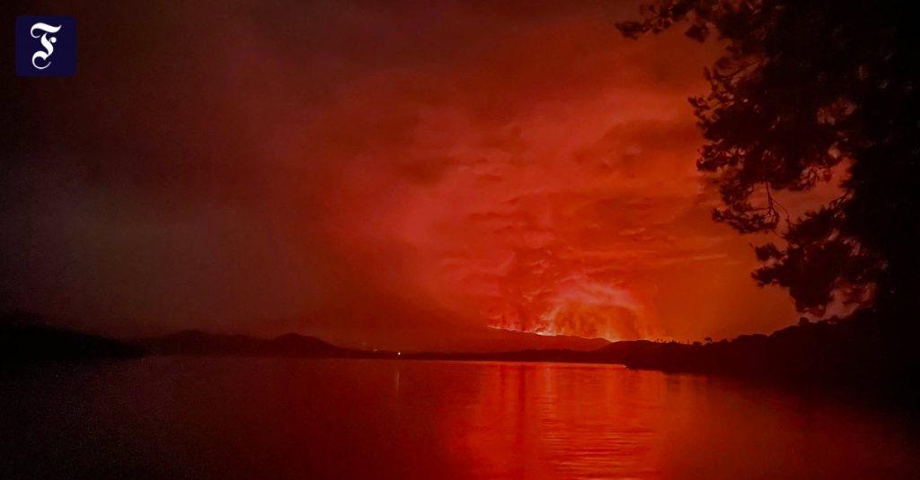 Nyiragongo erupted again nearly 20 years later