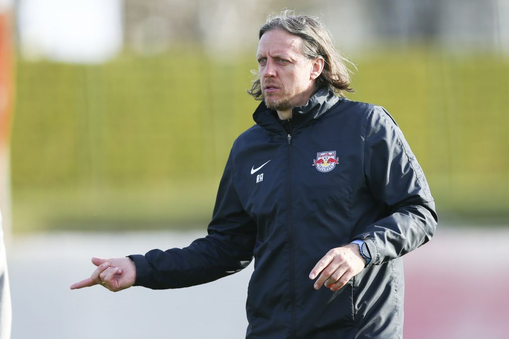 Officially: Salzburg's assistant coach Aufhauser becomes coach of the Liefering team