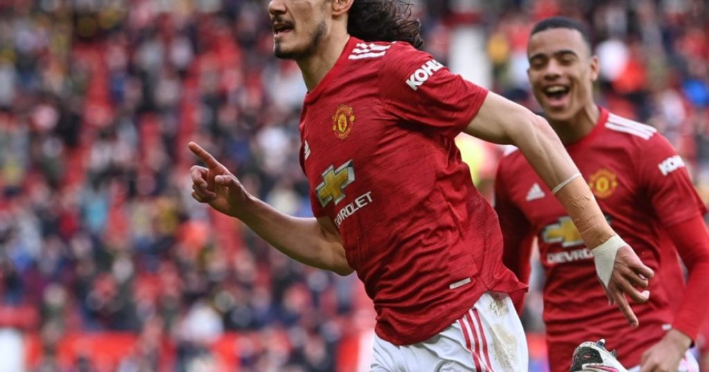 Runners-up Manchester United, despite 1-1 against Fulham