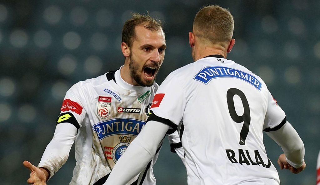SK Sturm Graz: Watch the Bundesliga on TV and Live