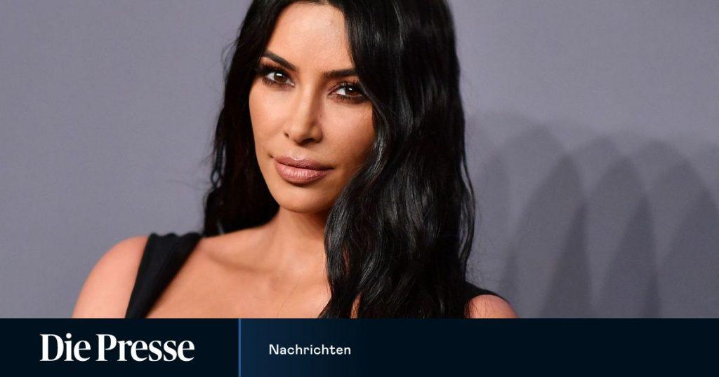Smuggling allegations against Kim Kardashian |  DiePresse.com