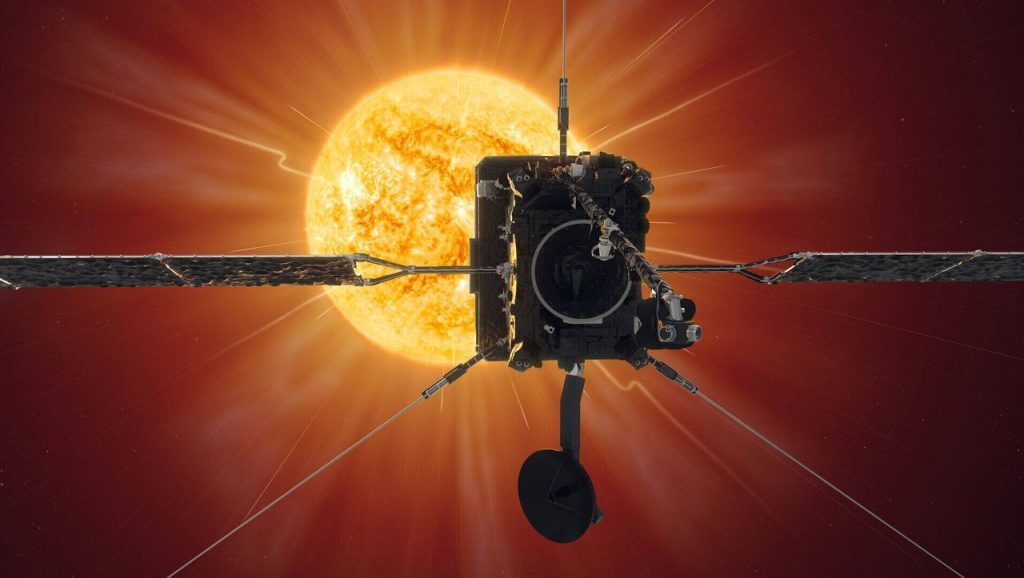Solar Probe: The probe delivers the first films of solar flares