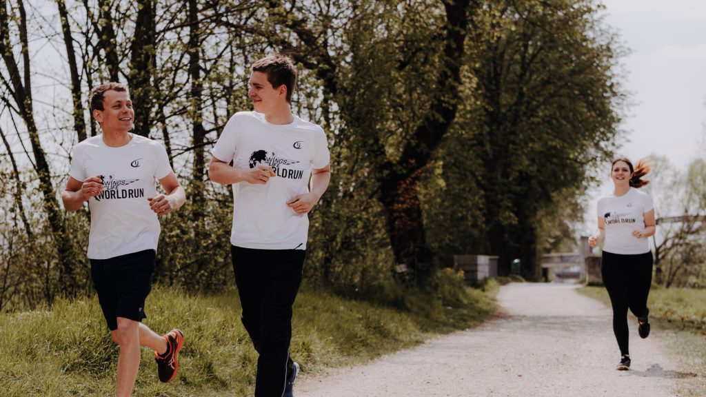 Spinal Cord Research - Wings for Life World Run: Rural youth raise 35,000 euros