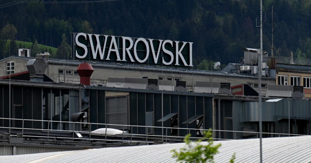 Swarovski airline Tyrolean Jet Services cuts its workforce in half