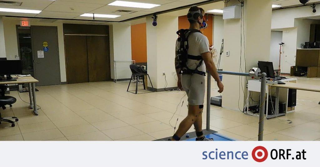 Technology: The exoskeleton turns people into super pedestrians