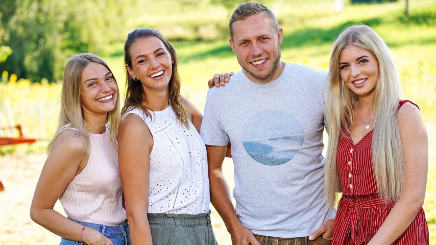 """Julia, Sophia, Patrick and Antonia, """"A farmer looking for a wife""""- Participant 2020"""