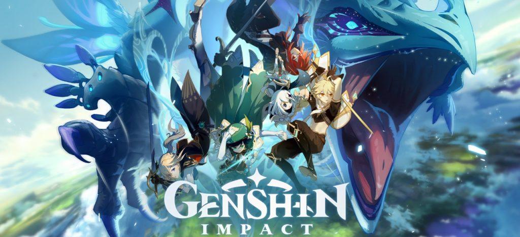Genshin Impact (Rollenspiel) von miHoYo