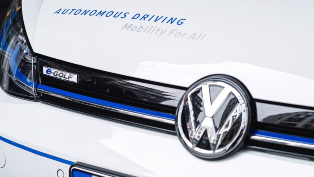 VW will soon start an automated taxi service