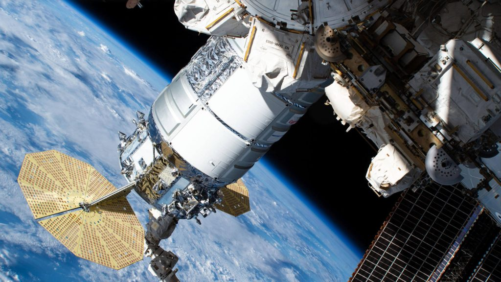 German astronaut goes to space station in autumn في