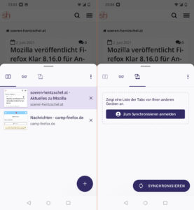 Firefox 89 for Android