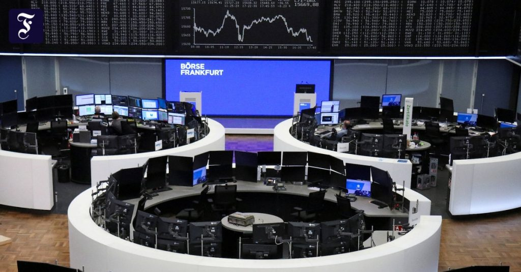The DAX is getting close to the Paris climate target