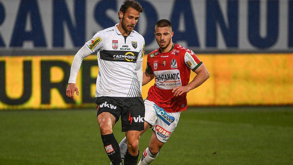 Altaş striker Daniel Maderner joins Vasland Beveren FC