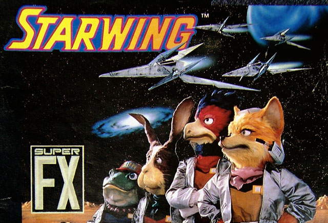 Argonaut's Super FX chip made games like Starwing possible on Super Nintendo in the first place.  © Nintendo