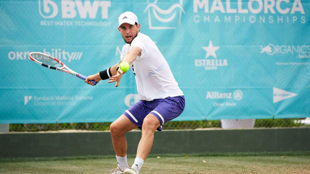 Live stream: ATP 250 Mallorca, Dominic Thiem vs. Adrian Mannarino - Sport-Mix
