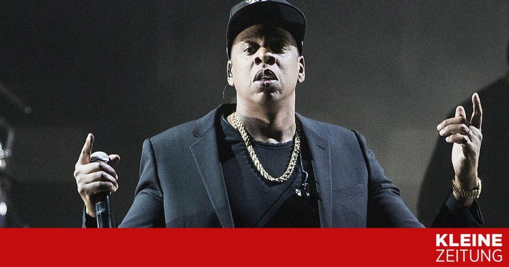 Rapper Jay-Z sells NFT artwork «kleinezeitung.at