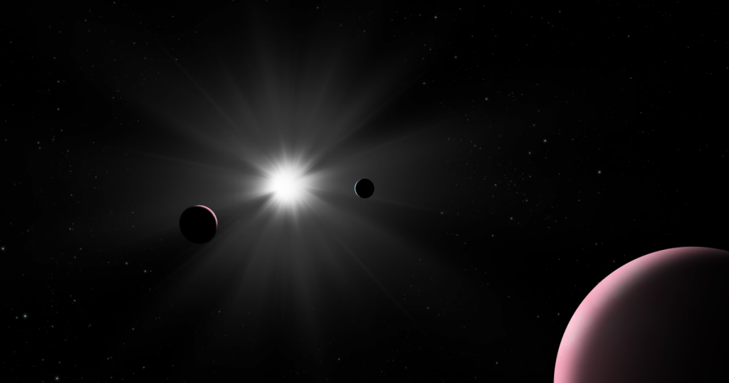 Discover a water-rich exoplanet 50 light years away