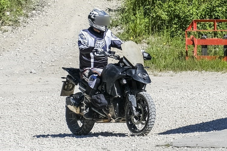 Erlkönig BMW R1300 GS: this is how the next generation / products will be