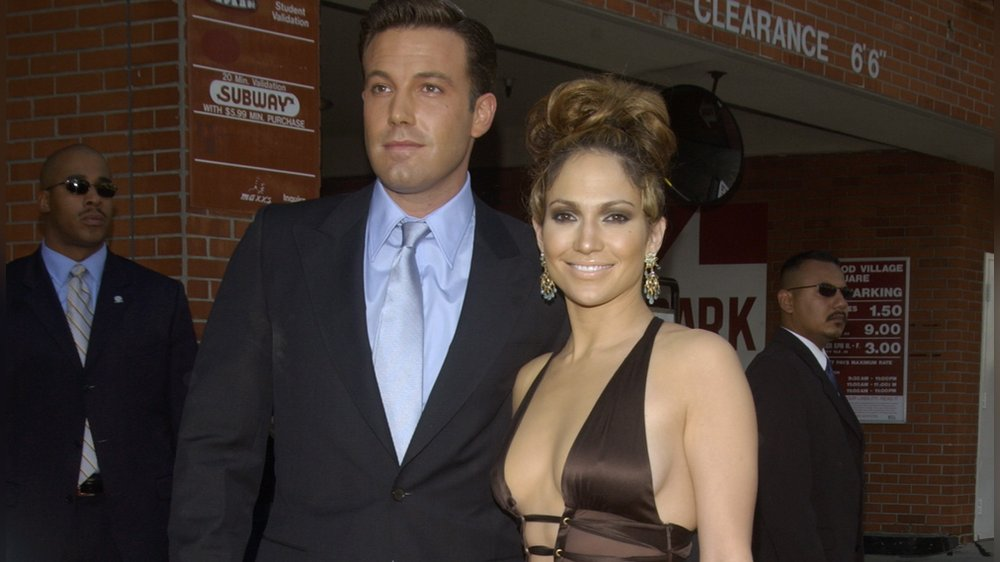 Jennifer Lopez and Ben Affleck seem to be married again - movie plus criticism - online cinema and film magazine