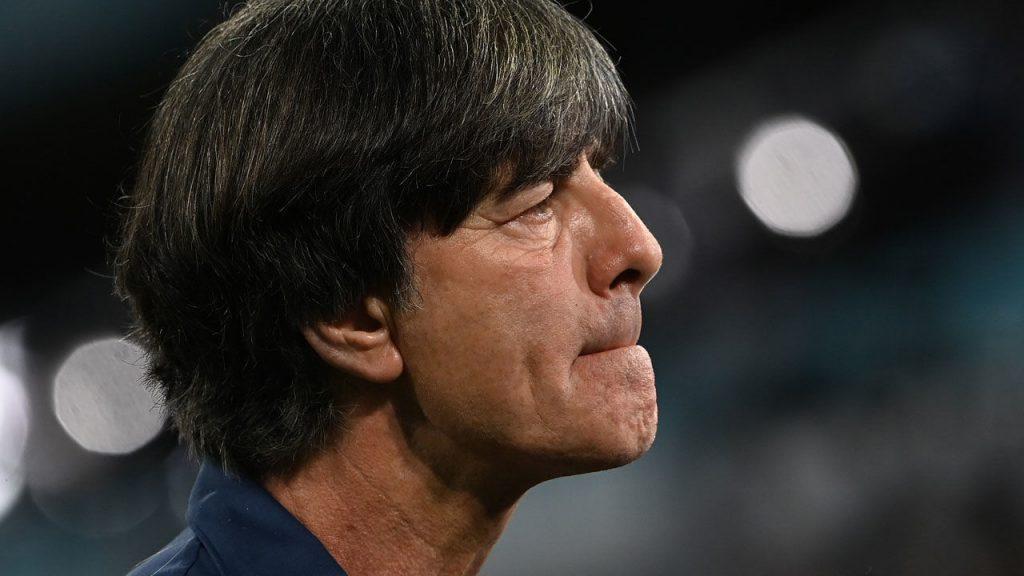 "Loew's era as DFB captain ended: ""I'm sorry!""  - football"