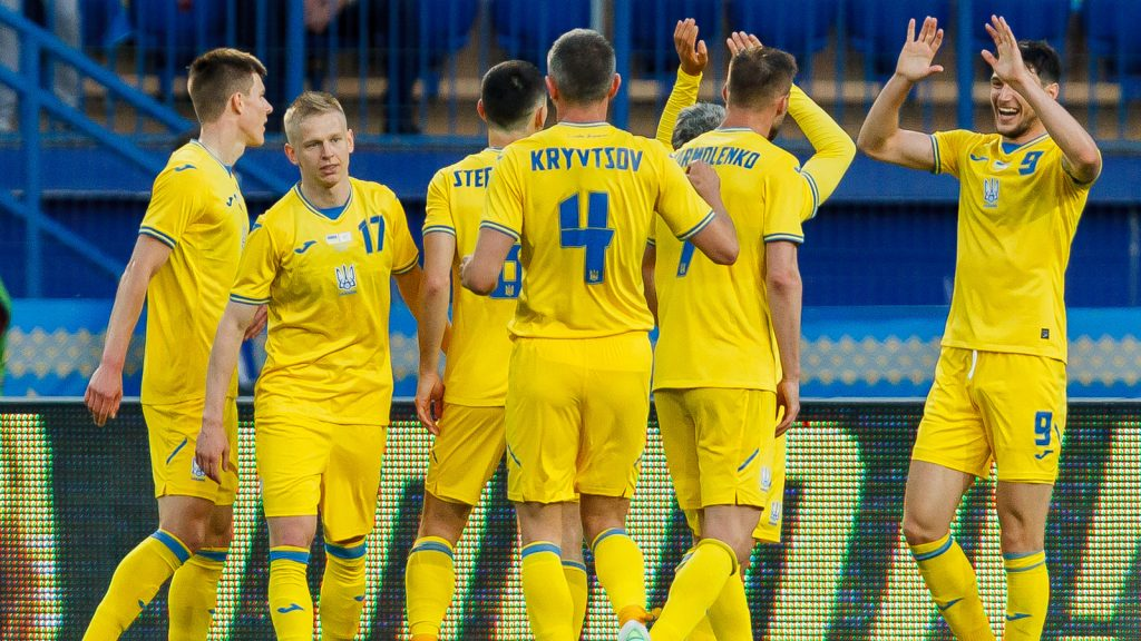 ÖFB opponents of Ukraine already in the form of the euro