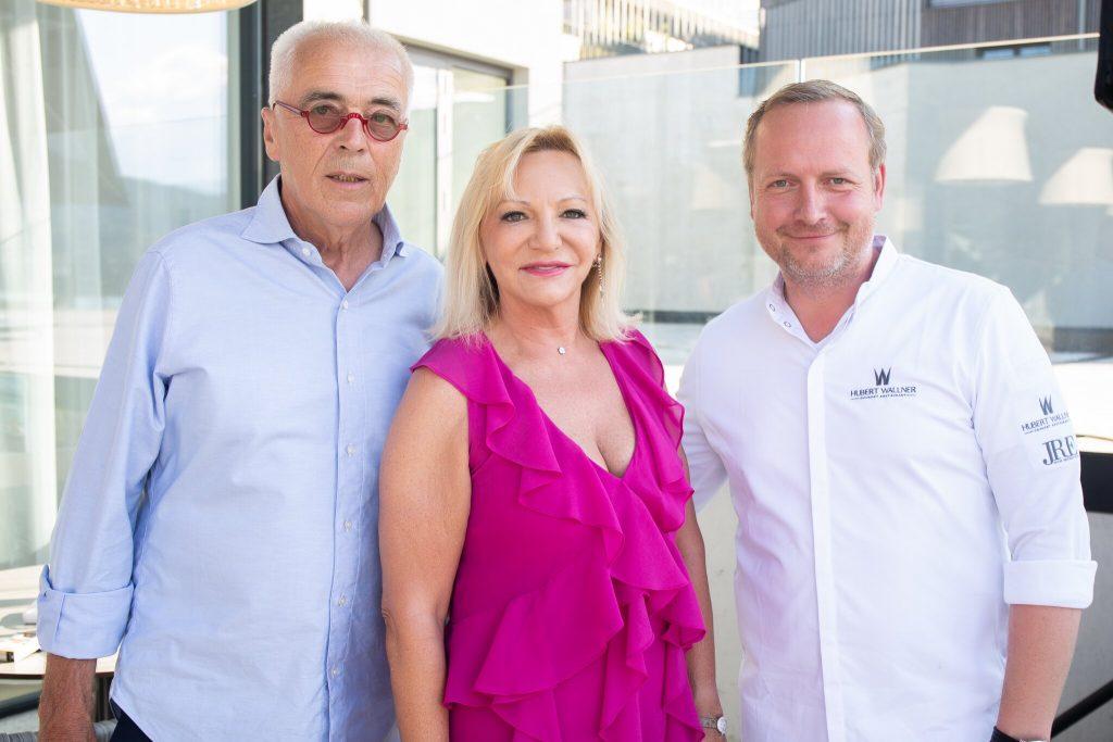 Opening: Hubert Wallner opens a gourmet restaurant in Dellach