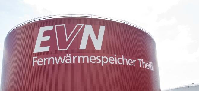 RAG will Sonnen- und Windenergie in Form von Wasserstoff speichern - EVN-Aktie fester